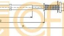 Cablu acceleratie RENAULT LAGUNA I Grandtour (K56)...