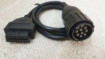 Cablu adaptor 10 pin la 16 pin OBD2 motocicleta BM...