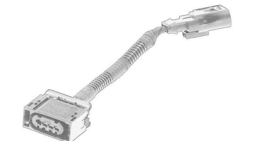Cablu adaptor, alimentare aer clapeta comanda IVECO DAILY IV Box Body / Estate OE IVECO 504388738