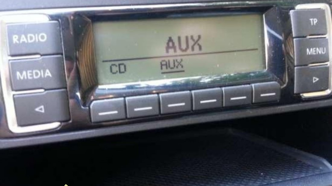 Cablu auxiliar aux in pt Vw