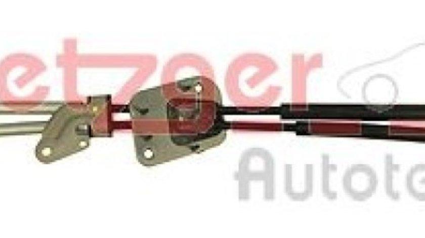Cablu cutie viteze TOYOTA COROLLA Limuzina (E12J, E12T) (2001 - 2008) METZGER 3150039 produs NOU