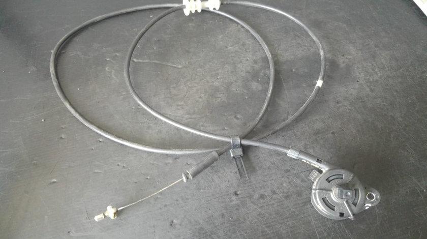 Cablu deschidere capota renault clio 3