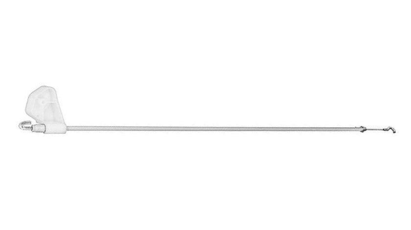 Cablu deschidere usa stanga fata 484mm AUDI 80 2.0-2.8 intre 1991-1995