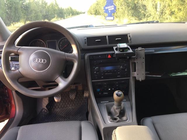 Cablu frana de mana Audi A4 B6 2003 BERLINA 2.5 TDI