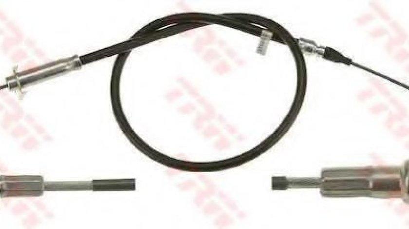 Cablu frana de mana / parcare MERCEDES E-CLASS (W124) (1993 - 1995) TRW GCH1675 - produs NOU