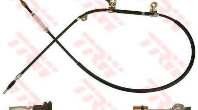 Cablu frana de mana / parcare VW PASSAT (3B2) (1996 - 2001) TRW GCH2575 - produs NOU