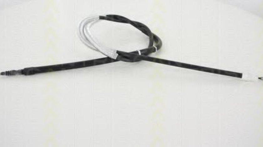 Cablu, frana de parcare AUDI A4 (8E2, B6) (2000 - 2004) TRISCAN 8140 291111 piesa NOUA