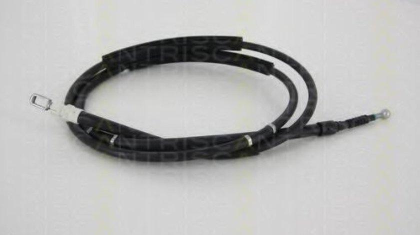 Cablu, frana de parcare AUDI A4 (8E2, B6) (2000 - 2004) TRISCAN 8140 29189 piesa NOUA