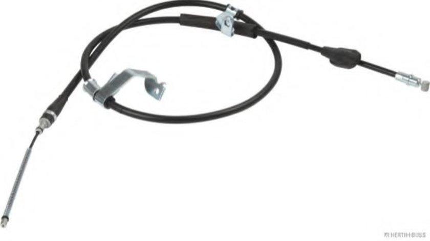 Cablu, frana de parcare HYUNDAI TUCSON (JM) (2004 - 2010) HERTH+BUSS JAKOPARTS J3920531 piesa NOUA