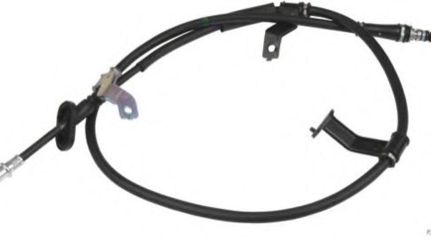 Cablu, frana de parcare HYUNDAI TUCSON (JM) (2004 - 2010) HERTH+BUSS JAKOPARTS J3920530 piesa NOUA