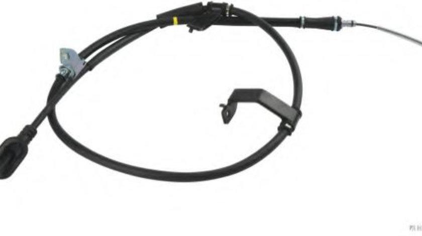 Cablu, frana de parcare HYUNDAI TUCSON (JM) (2004 - 2010) HERTH+BUSS JAKOPARTS J3930529 piesa NOUA