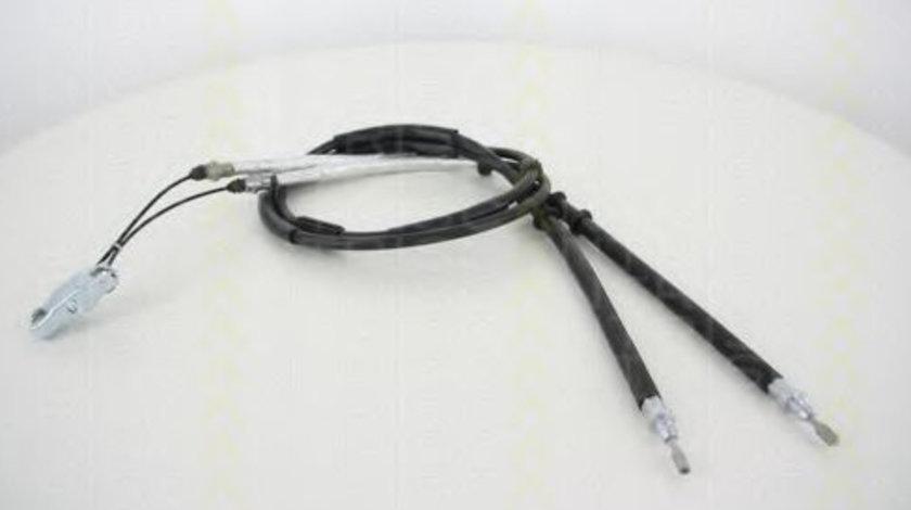Cablu, frana de parcare OPEL CORSA D (2006 - 2016) TRISCAN 8140 241103 piesa NOUA