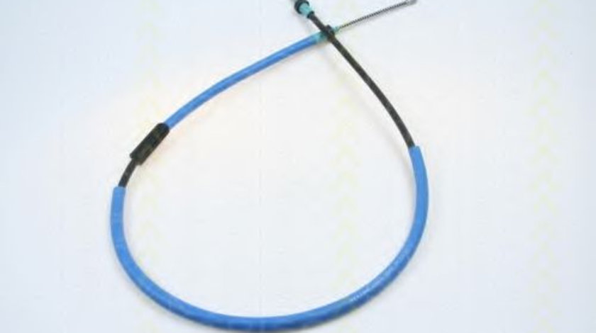Cablu, frana de parcare RENAULT CLIO III (BR0/1, CR0/1) (2005 - 2012) TRISCAN 8140 251116 piesa NOUA