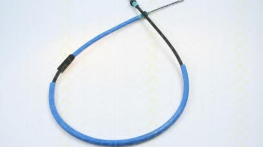 Cablu, frana de parcare RENAULT CLIO III Grandtour (KR0/1) (2008 - 2012) TRISCAN 8140 251116 piesa NOUA