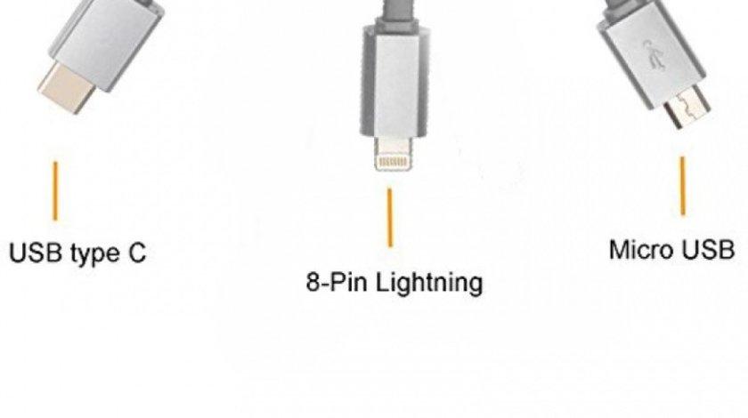 Cablu Incarcator Type C 3.1A Premium TCP
