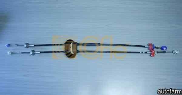 Cablu timonerie cutie viteze manuala CITROËN C3 I FC LINEX LIN094404