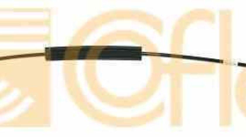 Cablu timonerie cutie viteze manuala RENAULT MEGANE II BM0/1 CM0/1 LINEX LIN354411