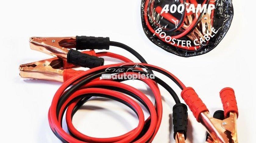 Cabluri pornire 400A 2.5 metri MEGA DRIVE 43695 - produs NOU