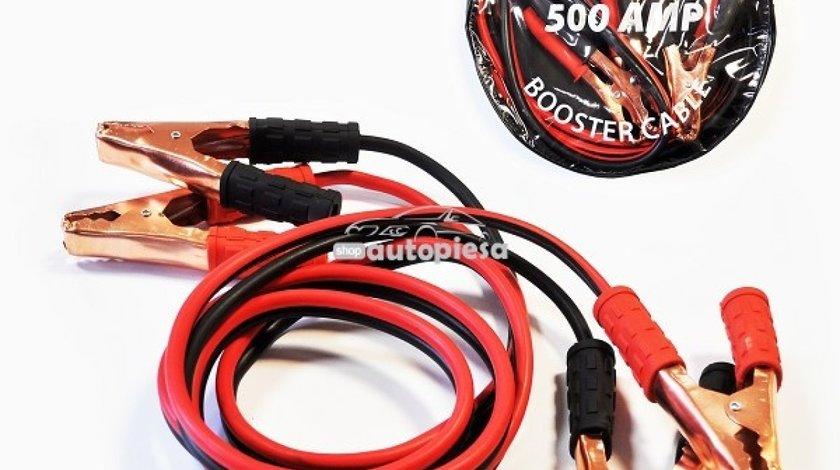 Cabluri pornire 500A 2.5 metri MEGA DRIVE 43696 - produs NOU