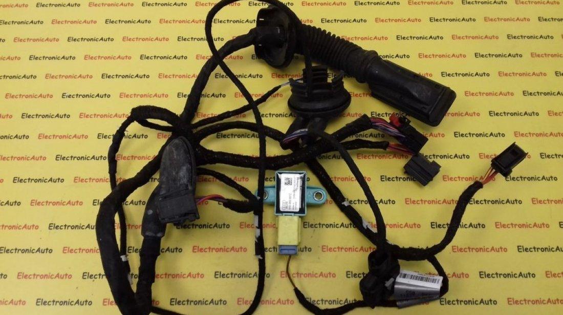 Cabluri Portiera Dreapta Fata Audi A4 B8, 8K0971030AQ