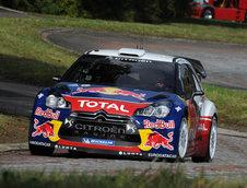 Cabral, copilot pentru Mikko Hirvonen pe un Citroen DS3 WRC