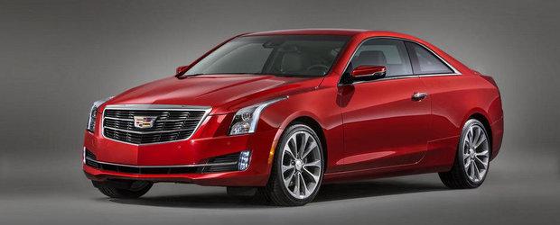 Cadillac aduce in Europa noile Escalade si ATS Coupe