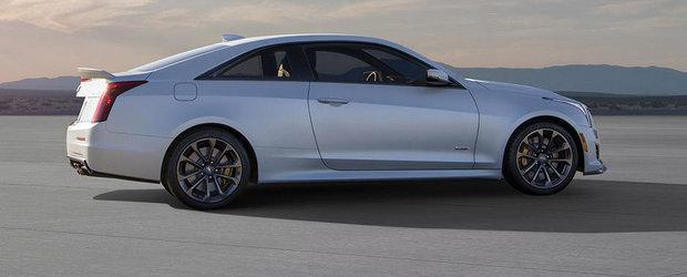 Cadillac anunta specificatiile finale ale noului ATS-V