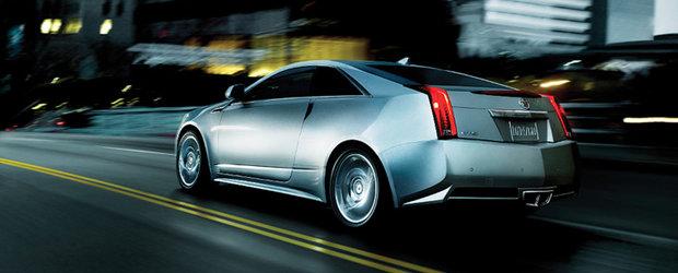 Cadillac CTS, cel mai bine vandut coupe din SUA