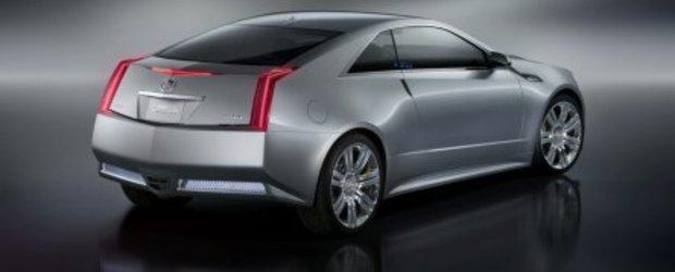 Cadillac CTS Coupe, exercitiu de design
