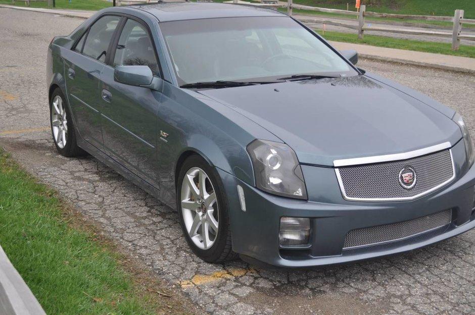Cadillac CTS-V de vanzare