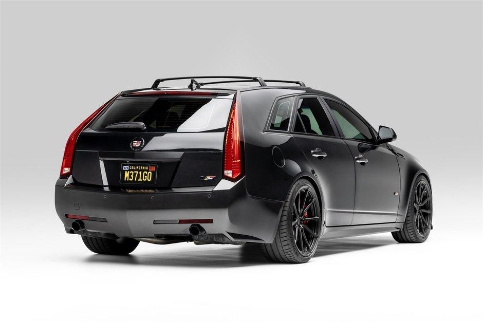 Cadillac CTS-V Wagon de vanzare