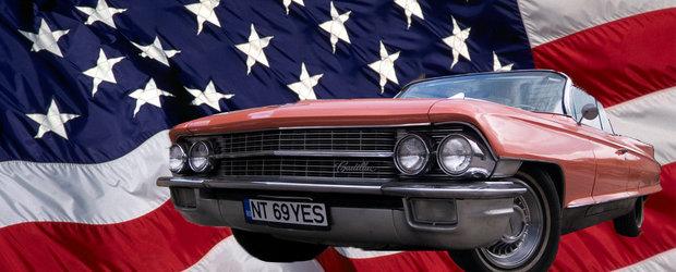 Cadillac Deville '62 - Americancele in actiune!