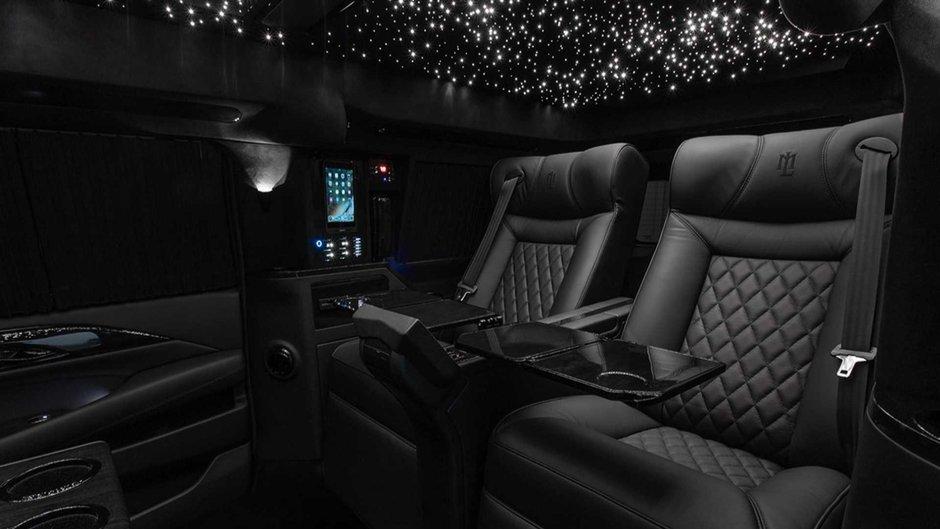 Cadillac Escalade de la Lexani