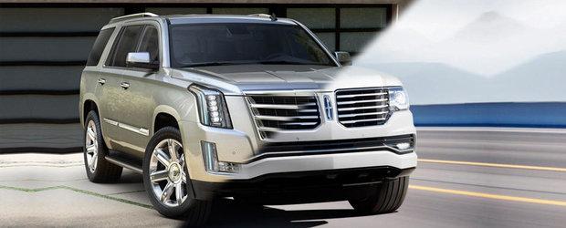 Cadillac Escalade versus Lincoln Navigator: Ce alegi si de ce?