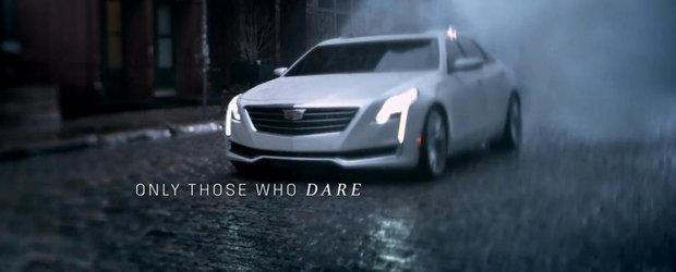 Cadillac pregateste lansarea unui rival pentru Mercedes S-Class & Co.