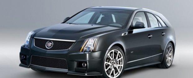 Cadillac prezinta CTS-V Sport Wagon