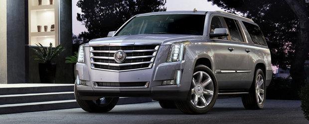 Cadillac se gandeste la un Escalade si mai mare
