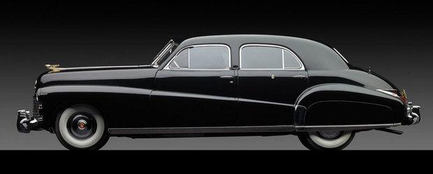 Cadillac-ul Ducelui si Ducesei de Windsor, scos la licitatie