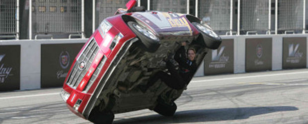 Cadillac V-Day in China - WOW!