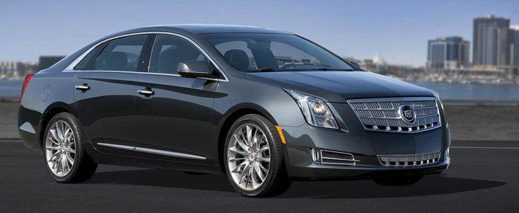 Cadillac XTS a fost lansat la Salonul Auto de la Los Angeles