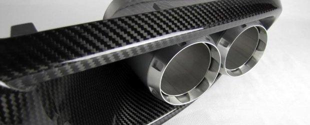 Cadou de Craciun de la Renntech: accesori din carbon