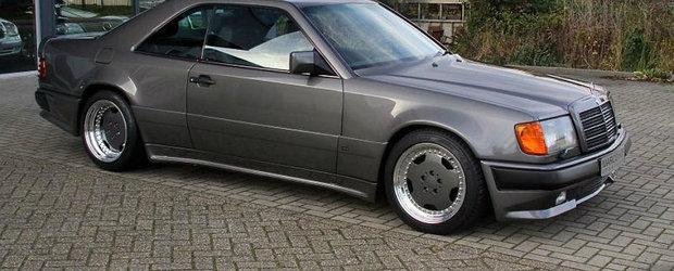 Cadoul perfect pentru Craciun: un Mercedes AMG Hammer e acum de vanzare