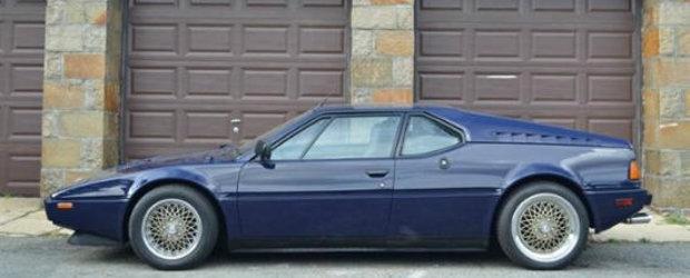 Cadoul perfect pentru Craciun: Urmatorul BMW M1 isi cauta un nou proprietar