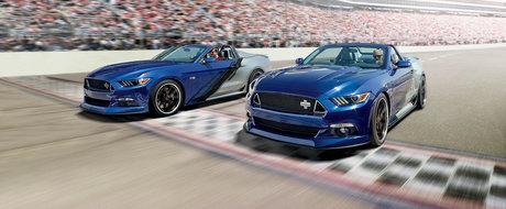 Cadoul perfect pentru Craciunul asta: un Ford Mustang de 700+ CP