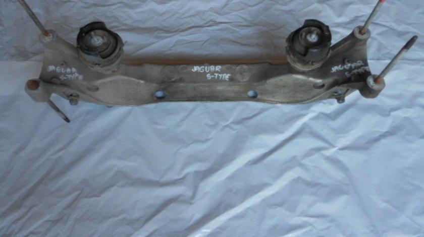 CADRU ALUMINIU / JUG MOTOR CU SUPORT / TAMPOANE JAGUAR S-TYPE 3.0 V6 BENZINA FAB. 1999 - 2007 ⭐⭐⭐⭐⭐