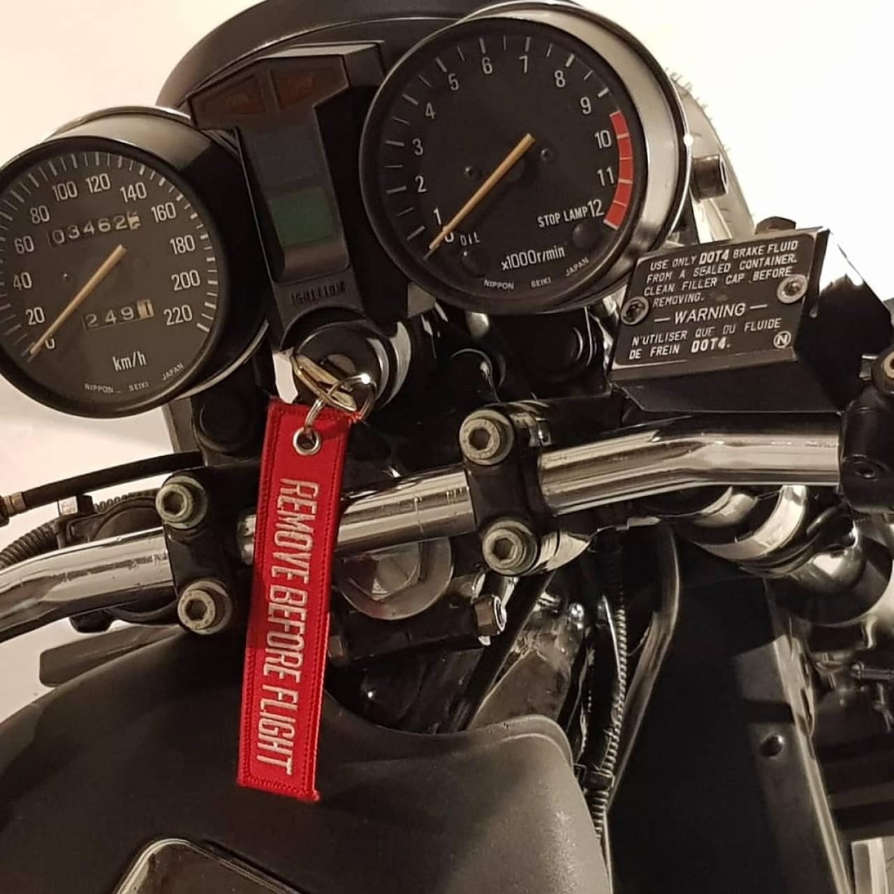 Cafe Racer Scrambler Bobber Kawasaki kz550