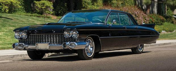 Calatoreste ca un mafiot la bordul acestui Cadillac asamblat manual de Pininfarina