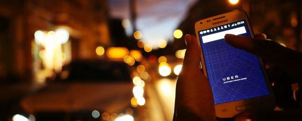 Calatoria cu Uber prin Bucuresti, mai ieftina ca TAXI-ul