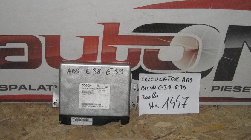 Calculator ABS ASC BMW E38 E39