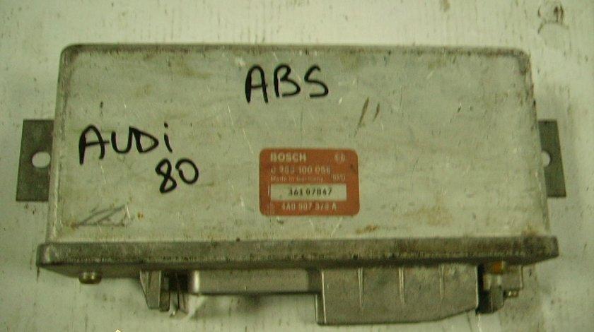 Calculator ABS Audi 80